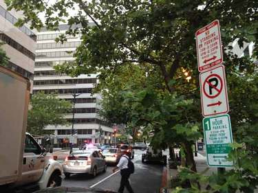 Without a residential parking permit, things can get complicated. (WTOP file)